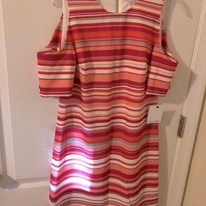 Multi Color Shift Dress